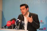 """希腊普选""""出口调查"""",三大政党竞争支持率首位"""