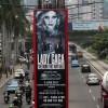 穆斯林抗议活动可能迫使印尼取消Lady Gaga演唱会