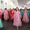 朝鲜血海艺术团赴中国巡回演出