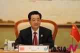 上合组织峰会在北京举行 胡锦涛讲话
