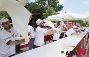 土耳其巨型蛋糕载入吉尼斯世界大全