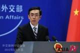 中国政府反对强行推动叙利亚政权更迭