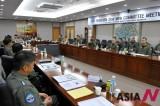 韩美日三国联合海上军演