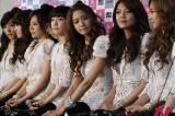 韩国少女时代3D立体表演