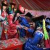 中国蒙古族服装艺术节