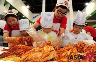 <The AsiaN 韩国文化学堂> 泡菜真好吃