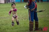 蒙古那达慕节赛场拾趣