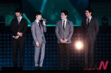 人气组合2AM 出席中韩建交20年纪念晚会