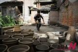 享有盛名的尼泊尔土器生产村落