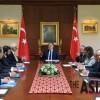 土耳其总统会见意大利企业联盟官员