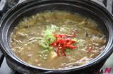 韩国传统营养美食-牛肉酱汤