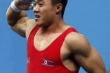 朝鲜奥运选手抵达平壤