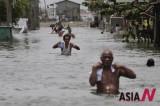 台风席卷菲律宾12人死亡