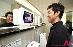 <The AsiaN 韩国文化学堂> 卫生间在哪里?