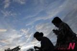 日本广岛原子灾难67年祭