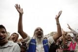 也门总统哈迪的支持者
