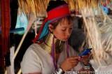 泰国长颈族