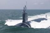 """美""""夏威夷""""号攻击核潜艇首次例行访菲"""