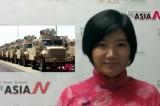 <The AsiaN Video for Chinese> 驻韩美军新增78台高端防雷战车