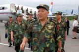 中国防部长梁光烈时隔8年首访印度