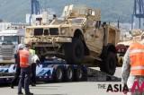 驻韩美军新增78台高端防雷战车