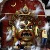 """尼泊尔""""因陀罗节""""庆典"""