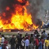 尼泊尔飞机坠毁