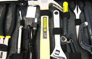 夏季工具箱管理