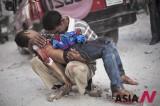 叙利亚发生连环自杀性爆炸事件