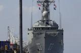 """澳大利亚""""HMAS悉尼号""""参加菲律宾联合海上演习"""