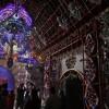 印度欢庆宗教佳节