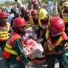 巴基斯坦汽车相撞23人死亡