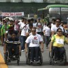 菲律宾聋哑人走上街头要求政府普遍使用手语