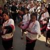 尼泊尔尼佤族庆祝传统新年