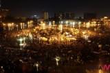 埃及民众示威抗议政府推行新宪法