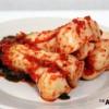 韩式爽口水萝卜泡菜