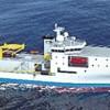 韩预投巨资建造海洋科考船只