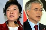 韩总统大选'决定命运的24小时'