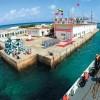 中国南沙群岛永暑礁开通3G通信