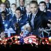 奥巴马今宣誓就职 第二个任期不会轻松