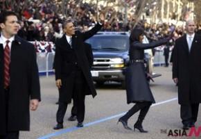 奥巴马就职演讲 进步倾向凸现