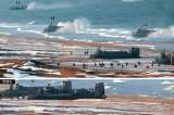 朝鲜公布的国家级军事训练照片系作假