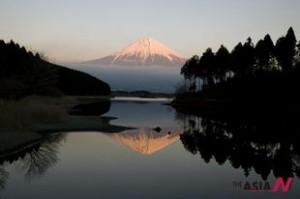 富士山非同寻常