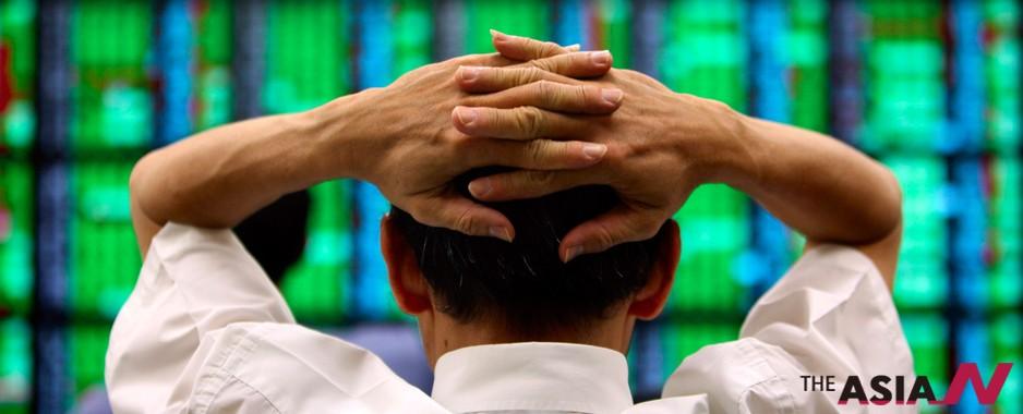 日本证券市场外国资金大举撤离,比去年减少98%